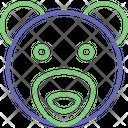 Bear Bear Face Grizzly Bear Icon