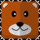 Bear Head Icon
