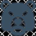 Banking Bear Market Finance Icon