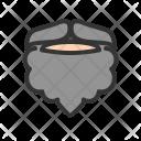 Beard Mustache Icon
