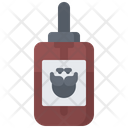 Beard Oil Lotion Icon
