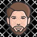 Beard Man Beard Male Person Icon