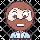 Beard Man Male Human Avatar Icon