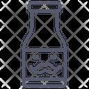 Beard oil Icon