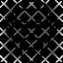 Bearded Icon