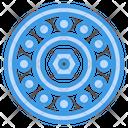 Bearing Friction Ball Icon
