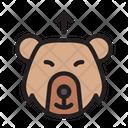 Bearish Market Up Icon