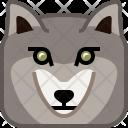 Beast Wild Wolf Icon