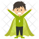 Beast Boy Superhero Cartoon Comic Superhero Icon