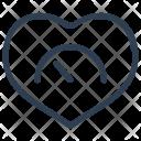 Beat Check Heart Icon