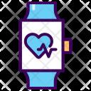 Beat Heart Pulse Icon