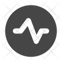 Activity Signal Pulse Icon