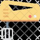 Beater Machine Egg Icon