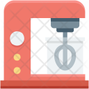 Beater Machine Egg Icon