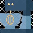 Beater Machine Icon