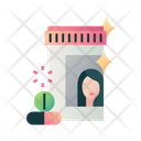 Beauty Medicine Cosmetic Icon