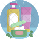 Beauty Mockup Lotion Icon