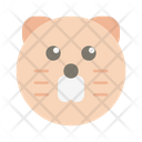 Beaver Animal Nature Icon