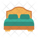 Bed Romance Interior Icon