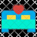 Love Heart Honeymoon Icon