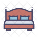 Cot Furniture Sleep Icon