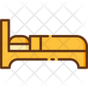 Bed Therapy Bed Spa Bed Icon