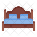 Ibed Bedroom Double Bed Icon