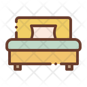 Furniture Bed Bedroom Icon