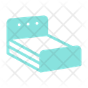 Bed Couch Furniture Icon