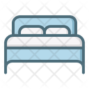 Bed Bedroom Hotel Icon