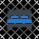 Bed Interior Sleep Icon
