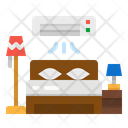 Bed Single Beds Icon