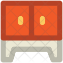 Bed Bunk Double Icon