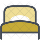Bed Bedroom Icon