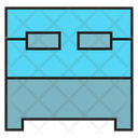 Bed Furniture Bedroom Icon