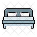 Bed Room Double Icon