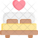 Bed Furniture Home Icon