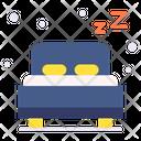 Bed Rest Sleep Icon