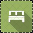 Bed Sleep Furniture Icon