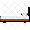 Bed Twin Side Icon