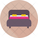 Bed Bedroom Rest Icon