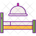 Bed And Breakfast Icon