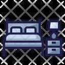 Bedroom Icon