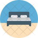 Bedroom Bed Room Icon