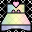 Bedroom Valentine Heart Icon