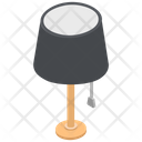 Bedside Lamp Icon