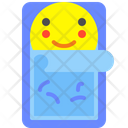 Bedtime Bed Sleeping Icon