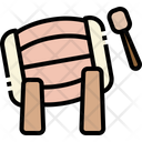 Bedug Musical Instrument Percussion Icon