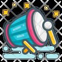 Bedug Drum Ramadan Icon