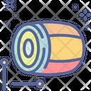 Muslim Drum Celebration Icon